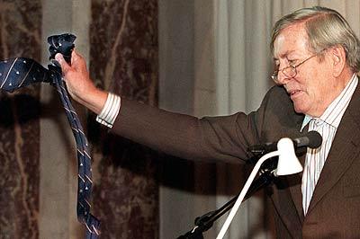verklaring over de stropdas